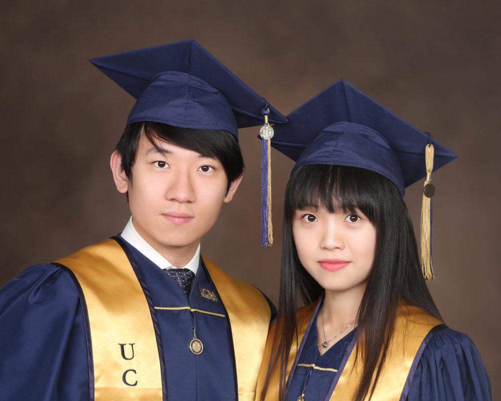 Graduation Portraits | University Graduation Photographer